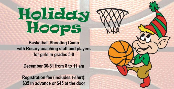 Holiday Hoops Basketball Camp
