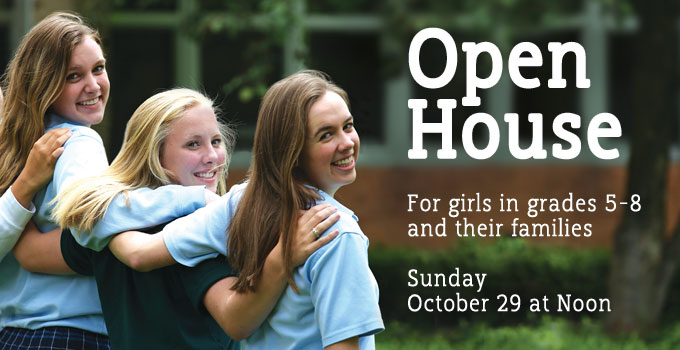 Rosary Open House