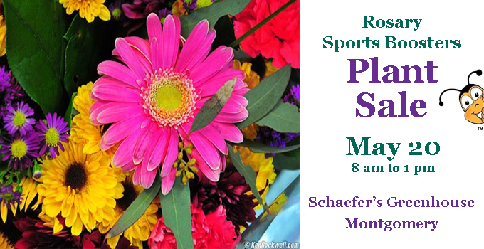 Sports Boosters Plant Sale