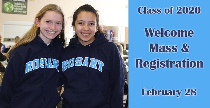 Welcome Mass & Registration