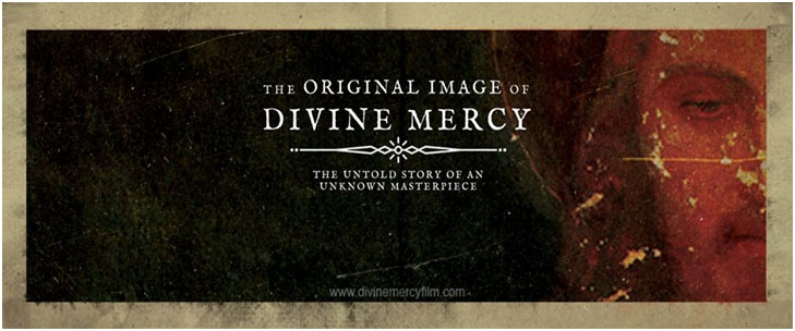 The original image of divine mercy movie
