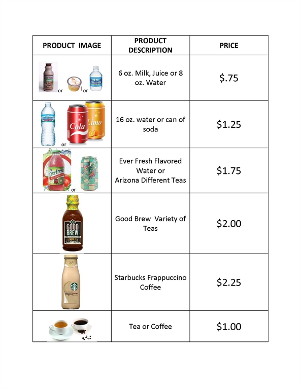 For More Ordering Information Check Out The Flyer Below